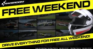 Race Room Experience Free Weekend