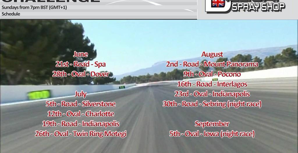 Pitlanes.com GT3 Cup Challenge on iRacing.com