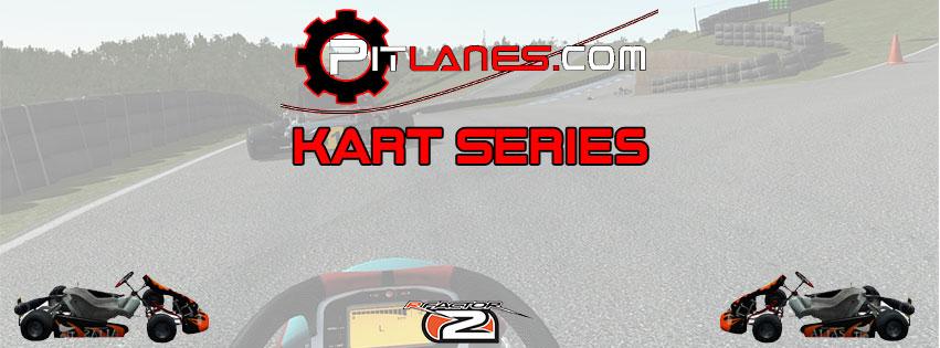 Karting league header