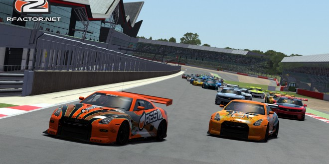 rFactor 2 Build 982 Now Available