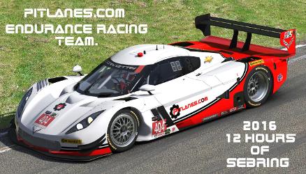 Team Pitlanes.com are going endurance racing