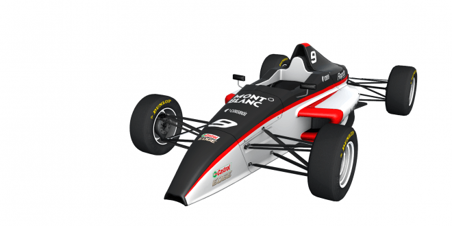 Formula RaceRoom Junior Announced