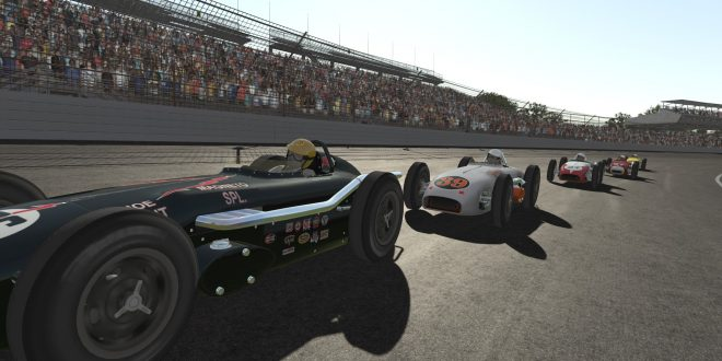 Gasoline Alley 2016 released