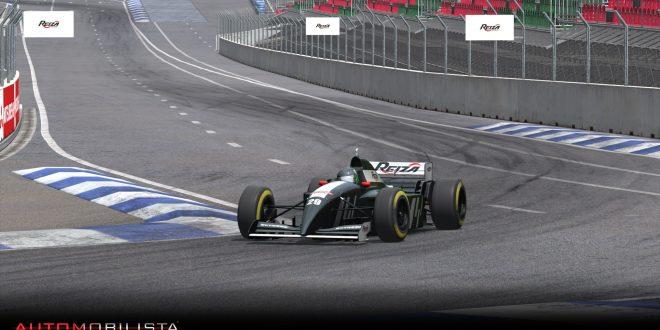 Automobilista Early 2017 Development Update
