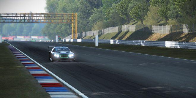 Returning to sim racing