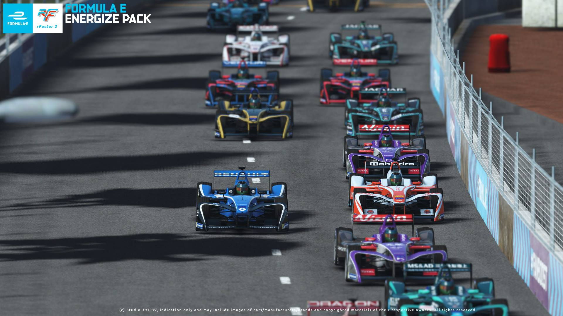 Formula E Energize Pack Released On Rfactor 2 Pitlanes