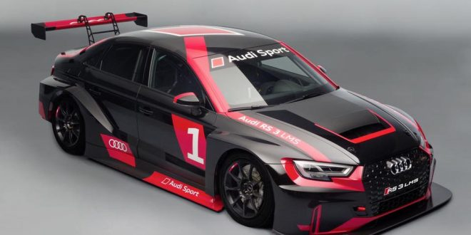 Audi RS3 LMS TCR